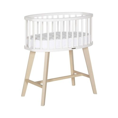 Fynn White Nature Crib