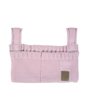 Knitted Pink - Storage bag