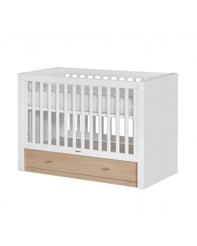Diamond 2 Oak - Cot 60x120