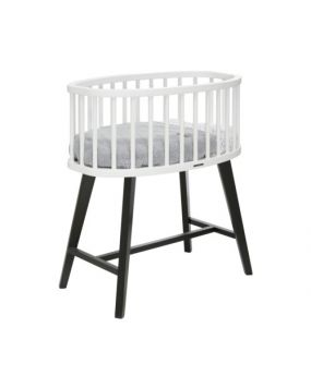 Fynn white / black - Crib