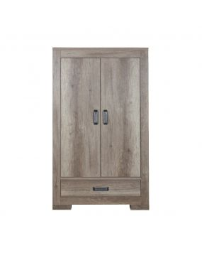 Lodge old look - Wardrobe (2 doors)