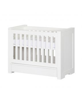 Nature White - Cot bed 70x140