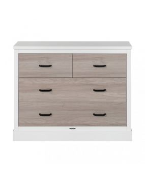 Newport II White / Oak - Chest