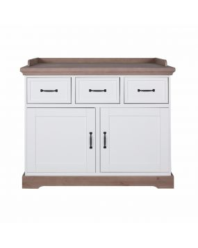 Savona White / Grey without cross - Chest