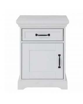 Savona White without cross - Bedside table