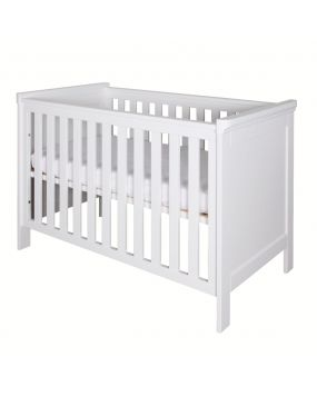Savona White without cross - Cot 60x120
