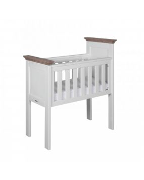 Savona White / Grey without cross - Crib