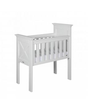 Savona White with cross - Crib